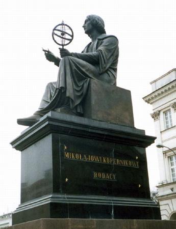 Warszawa – Pomnik